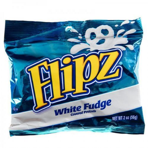 Flipz White Fudge Pretzel (56g) (US)